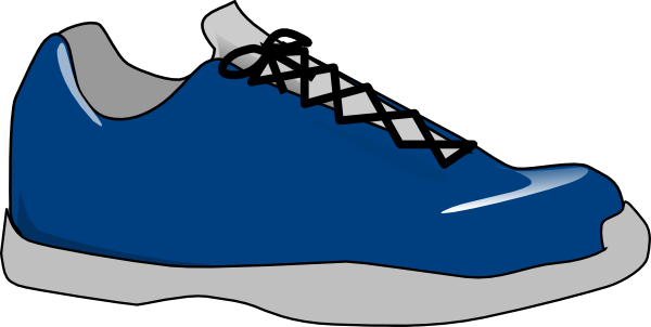 Kids tennis shoes clipart clipartfest 2