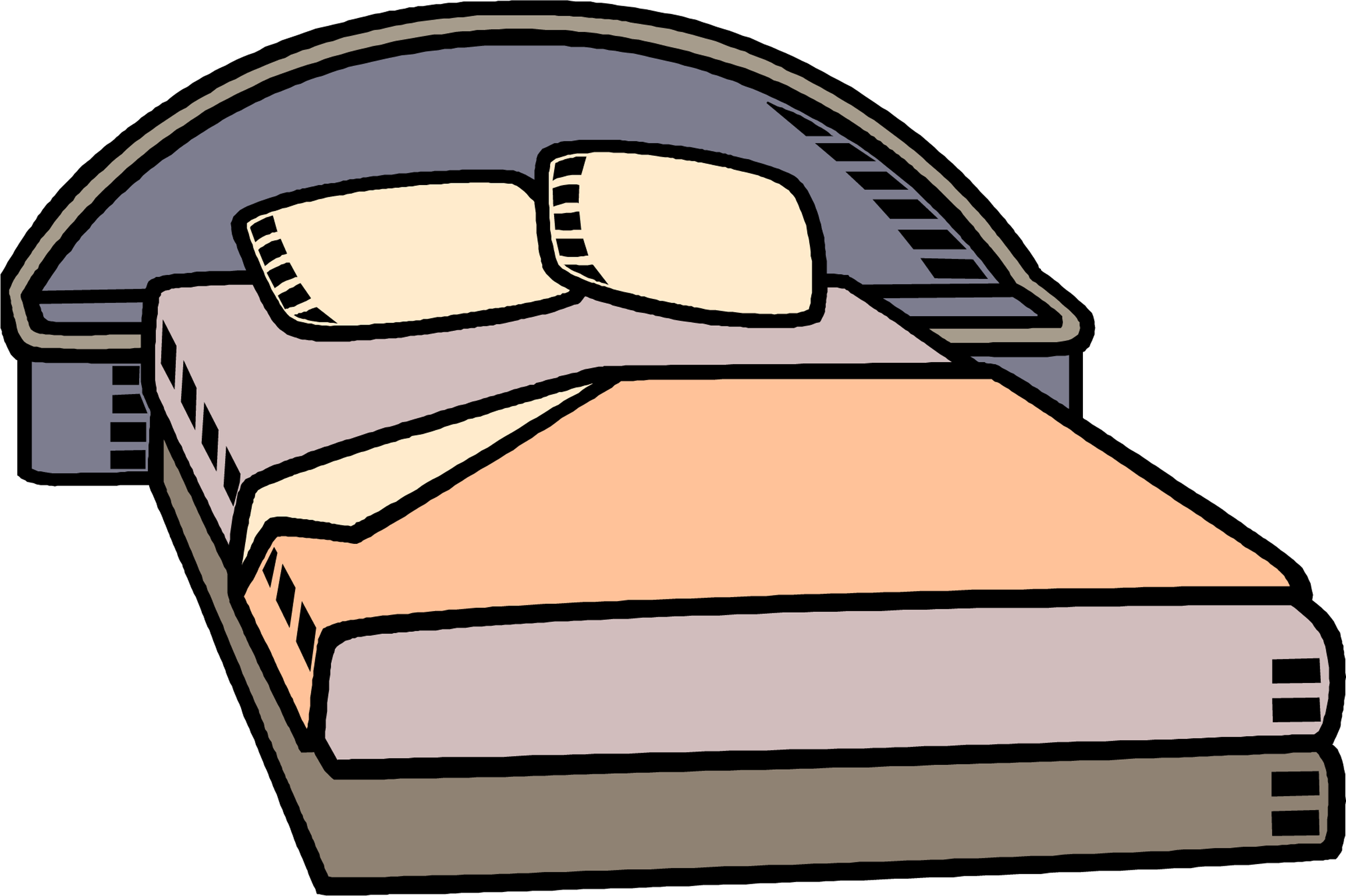 Make bed clipart free images 3 3