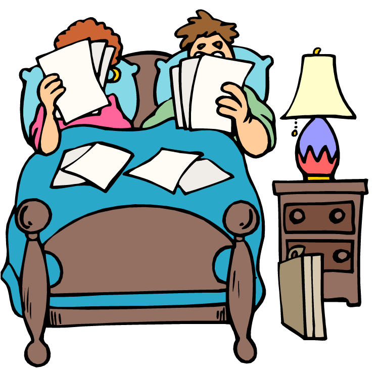 Make bed out of bed clipart