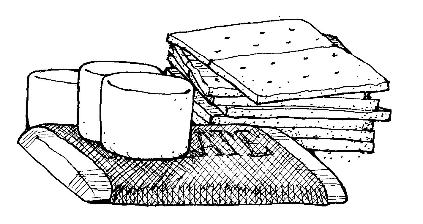 Marshmallow clip art 11