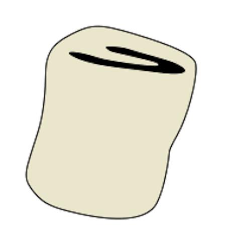Marshmallow clip art 3