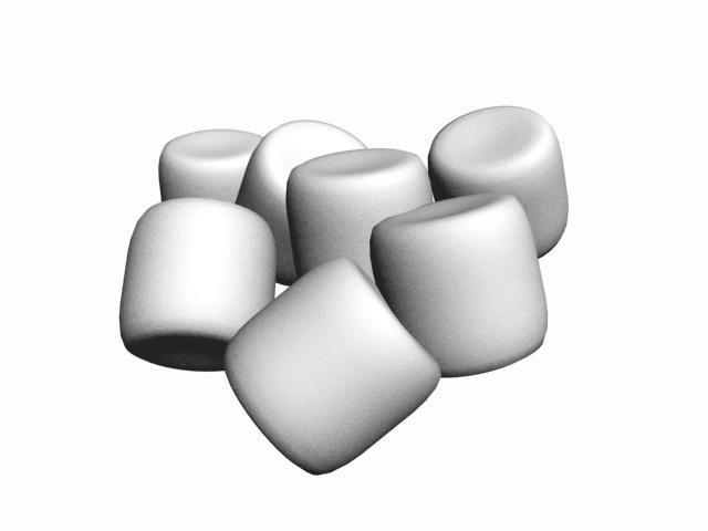 Marshmallow clip art 4