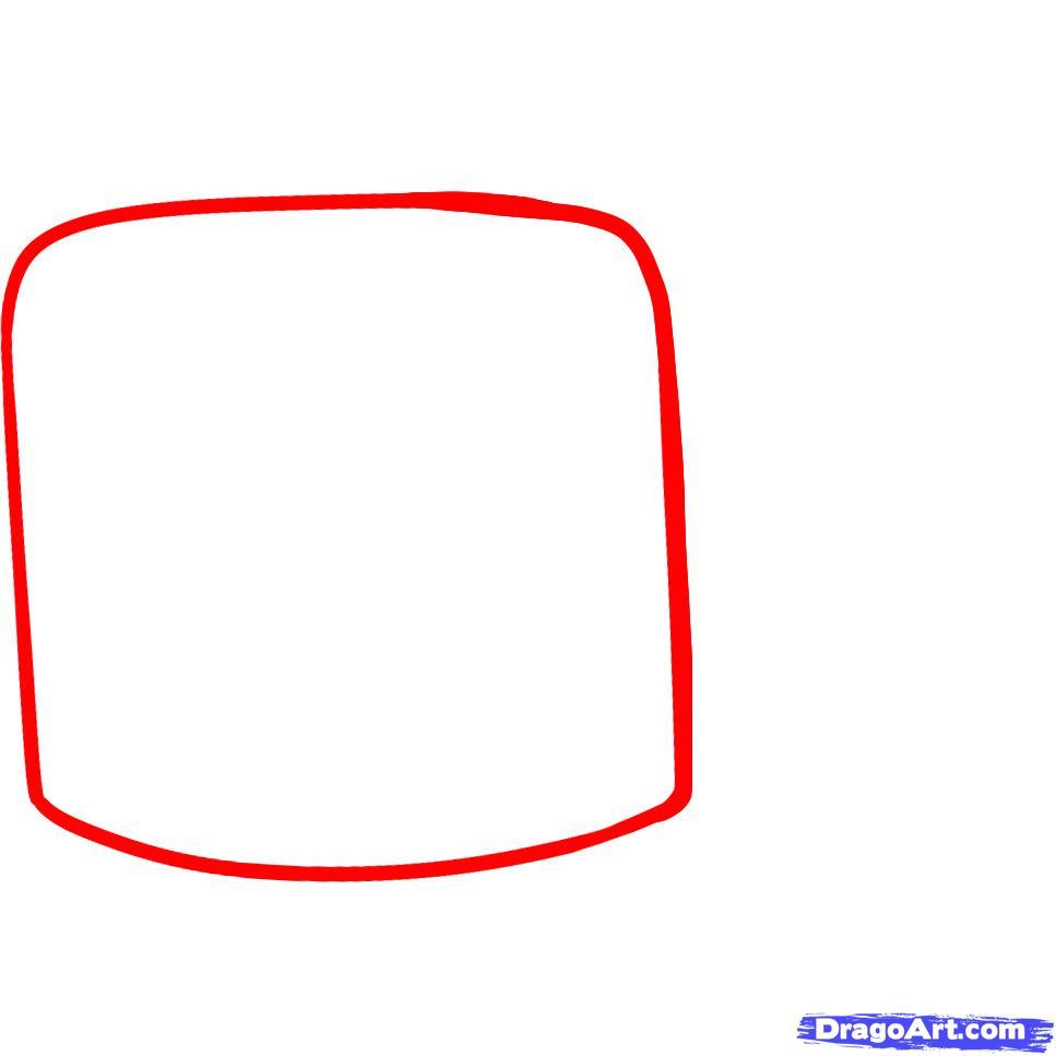Marshmallow clip art 7