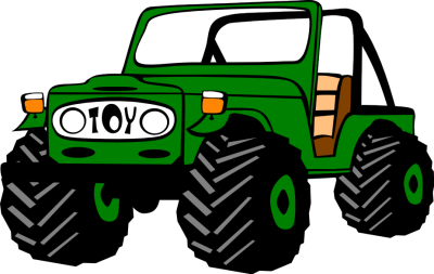 Monster truck fast clipart free images image 2