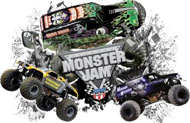 Monster truck grave digger clipart clipartfest 2