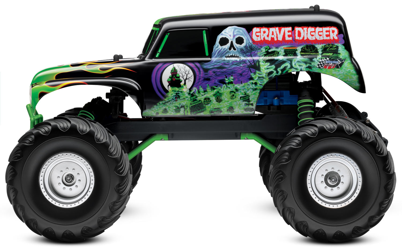 Monster truck grave digger clipart clipartfest 3