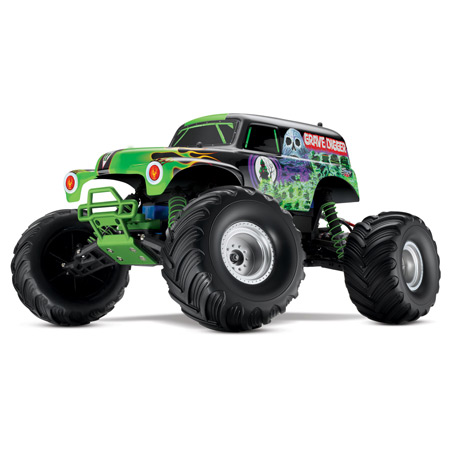 Monster truck grave digger clipart clipartfest 5