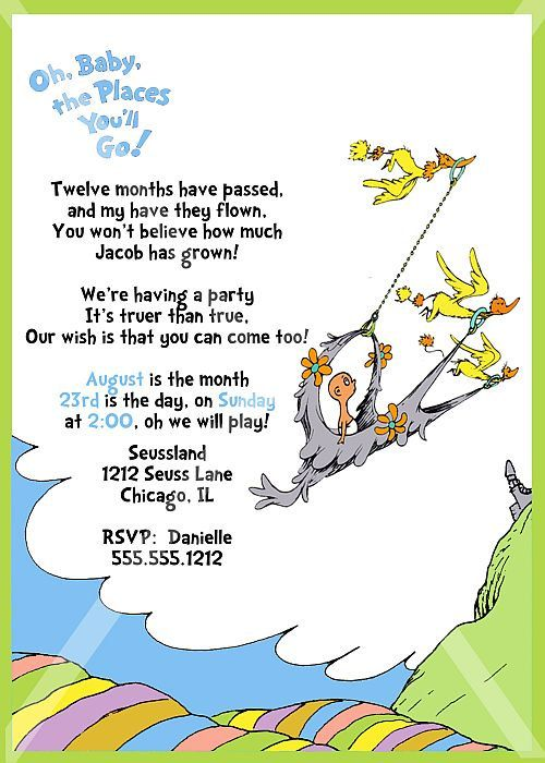 oh the places you'll go 0 images about baby shower on dr seuss, Baby shower invitations
