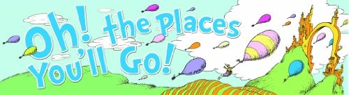 Oh the places you'll go dr seuss oh the places you clip art