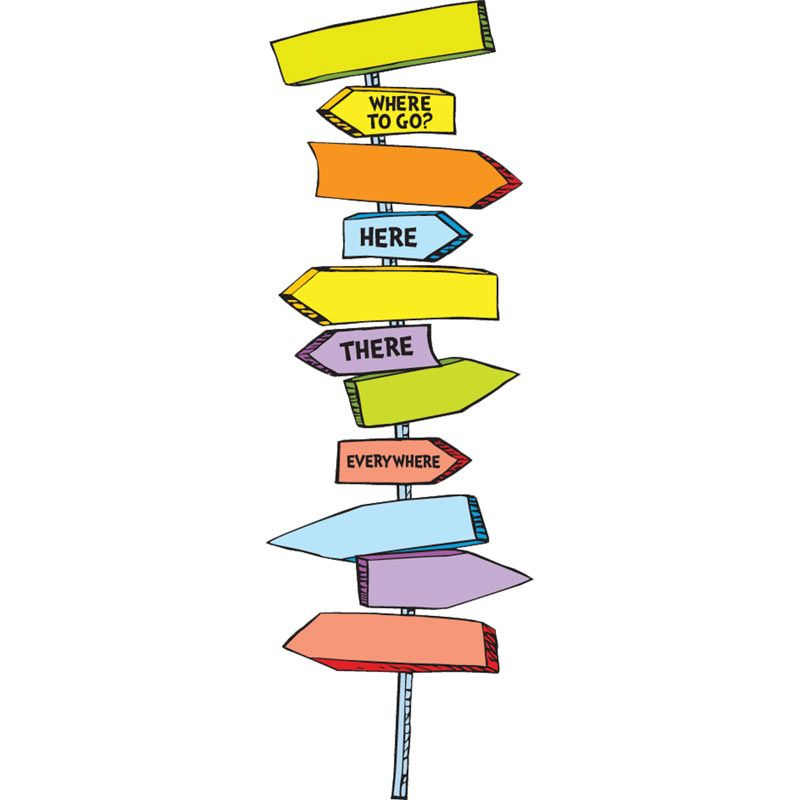 Oh the places you'll go oh the places you ll go clipart 0