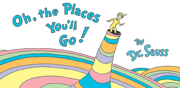 Oh the places you'll go oh the places you ll go clipart 4