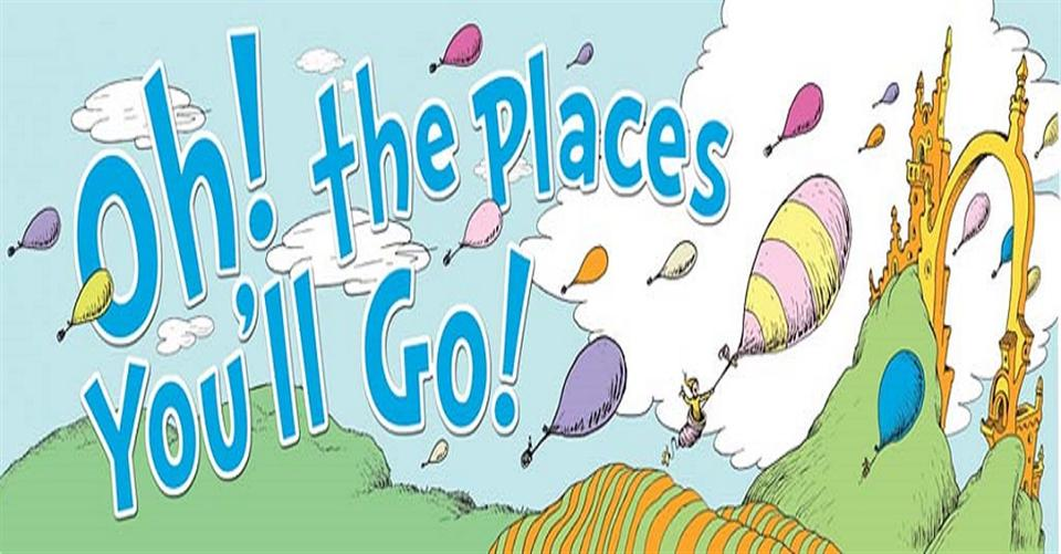 Oh the places you'll go oh the places you ll go clipart 5