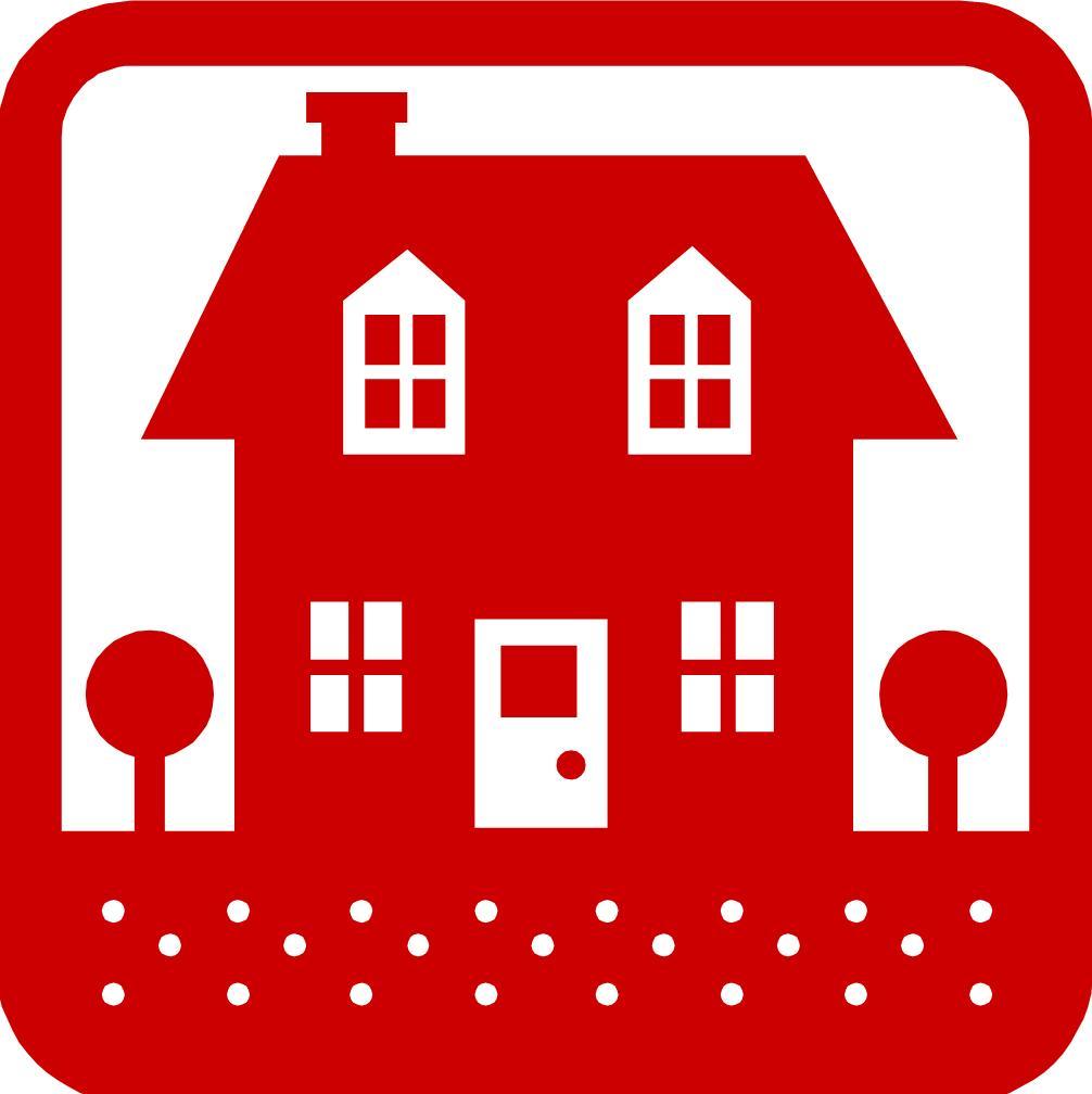 Open house clip art clipart 3