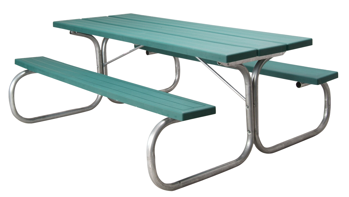 Picnic table clipart 15