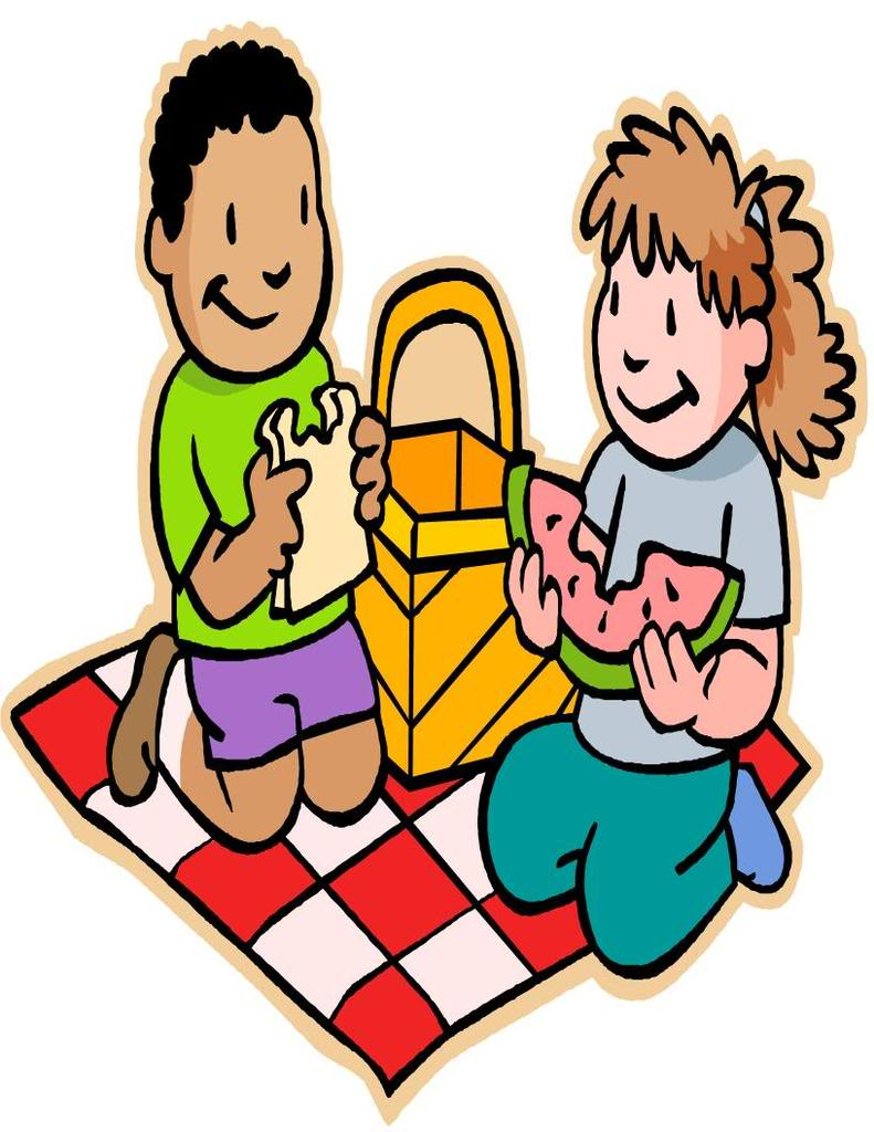 Picnic table clipart 20