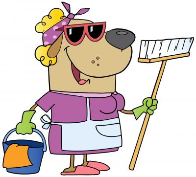 Pictures of housekeeping clipart