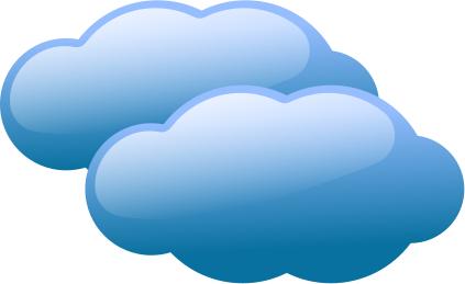 Rain cloud clipart wikiclipart