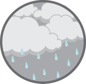 Rain cloud rain clipart image clip art clouds