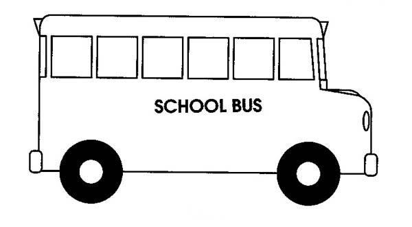 School bus  black and white photos of drawings of art school buses bus clip clipart