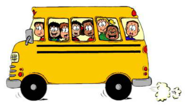 School bus  black and white school bus clipart black and white 4