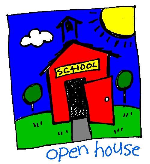 School open house clip art 7