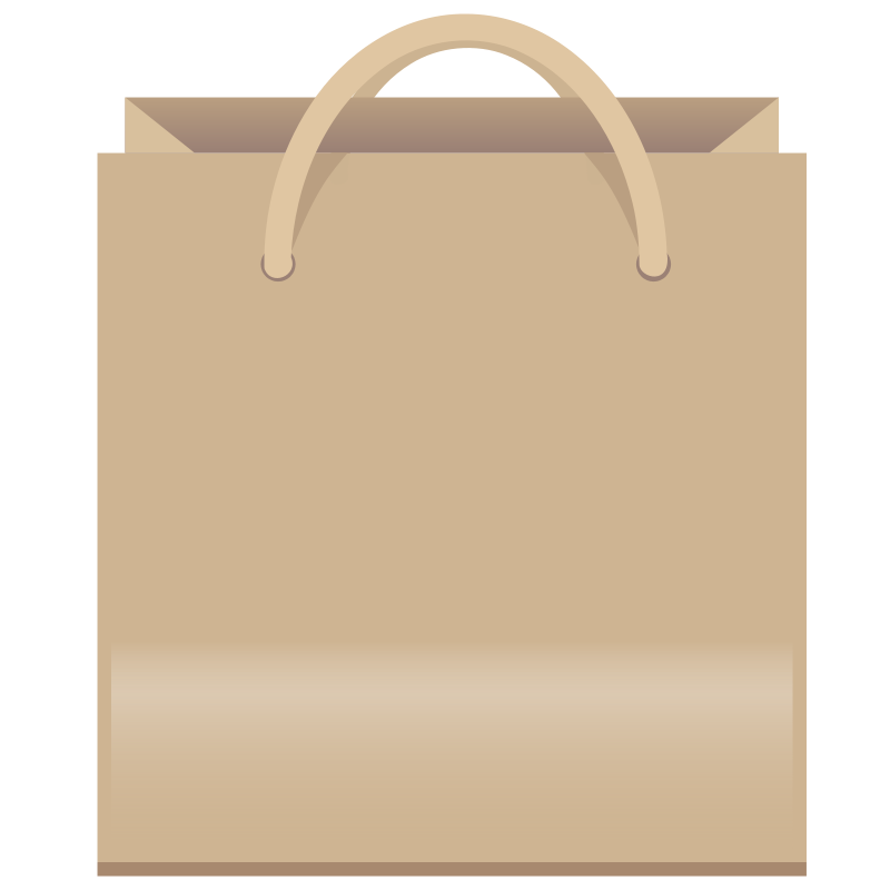 Shopping bags free to use clip art