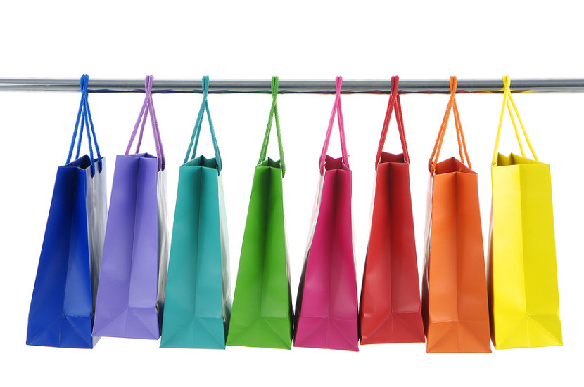 Shopping bags shopping bag clipart 2