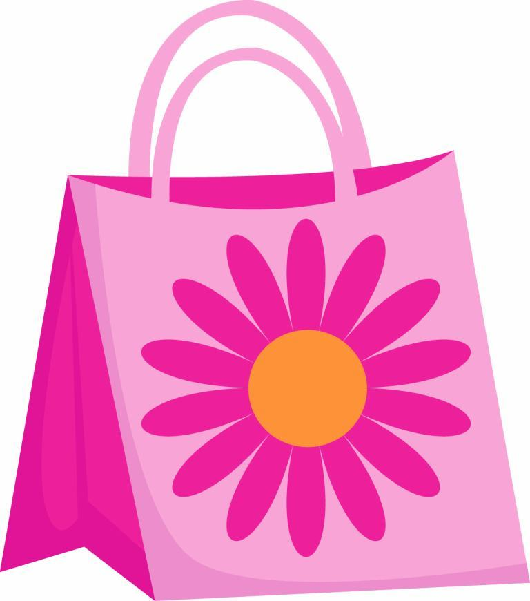 Shopping bags shopping bag clipart 4