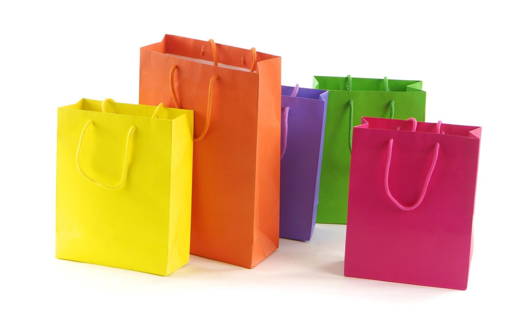 Shopping bags shopping bag clipart