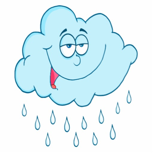 Symbols clipart rain cloud gallery free images