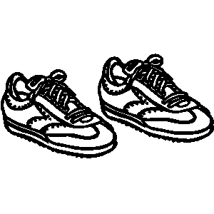Tennis shoe b4 cee3 4c1b be 7ceabe0 clip art