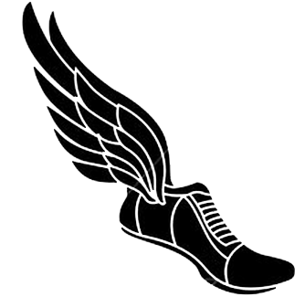 Track shoe clipart 3