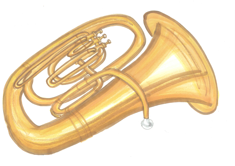 Clip Art Tuba Clipart tuba clipart wikiclipart ajet clipart