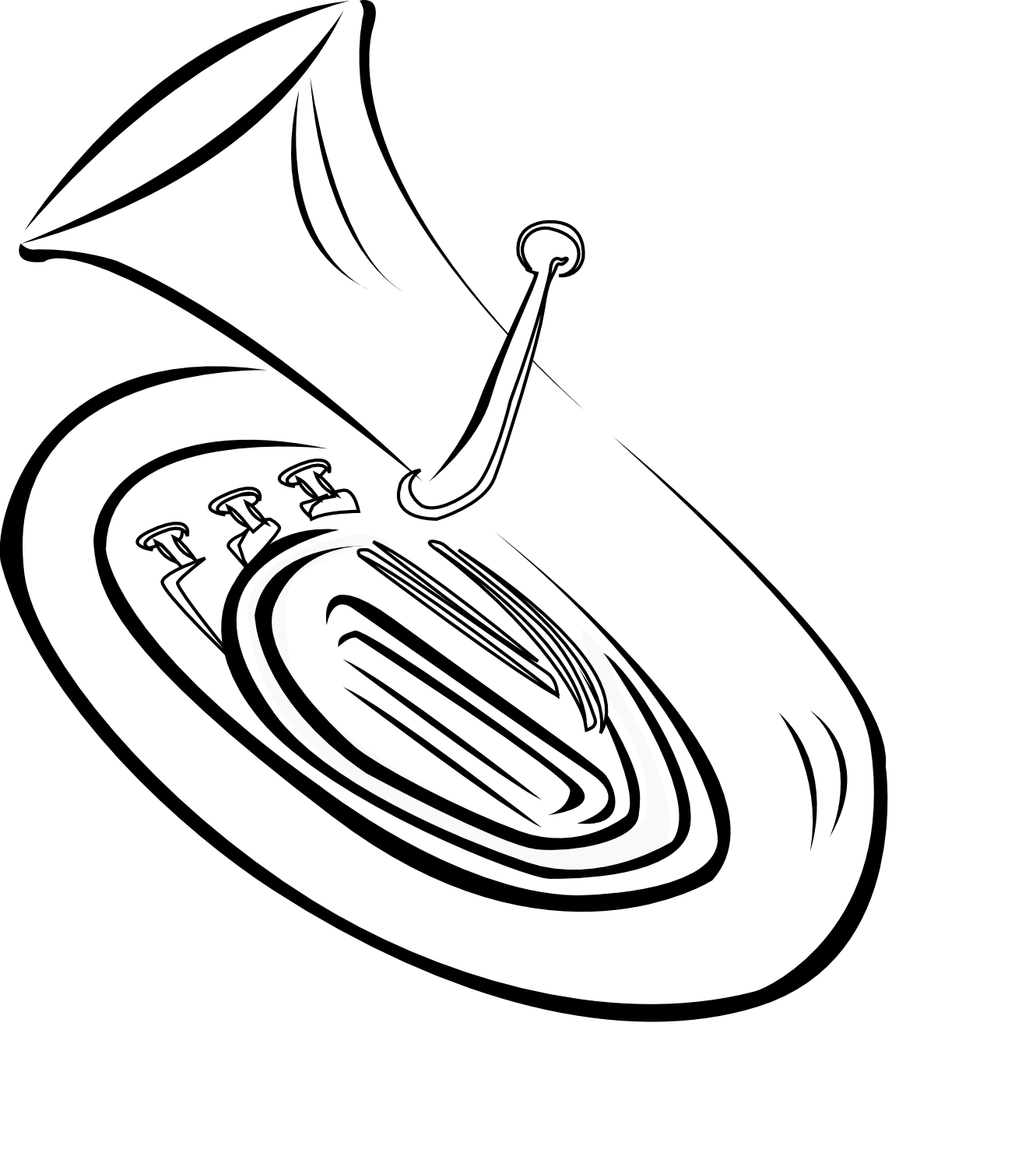 Tuba clipart free images 4