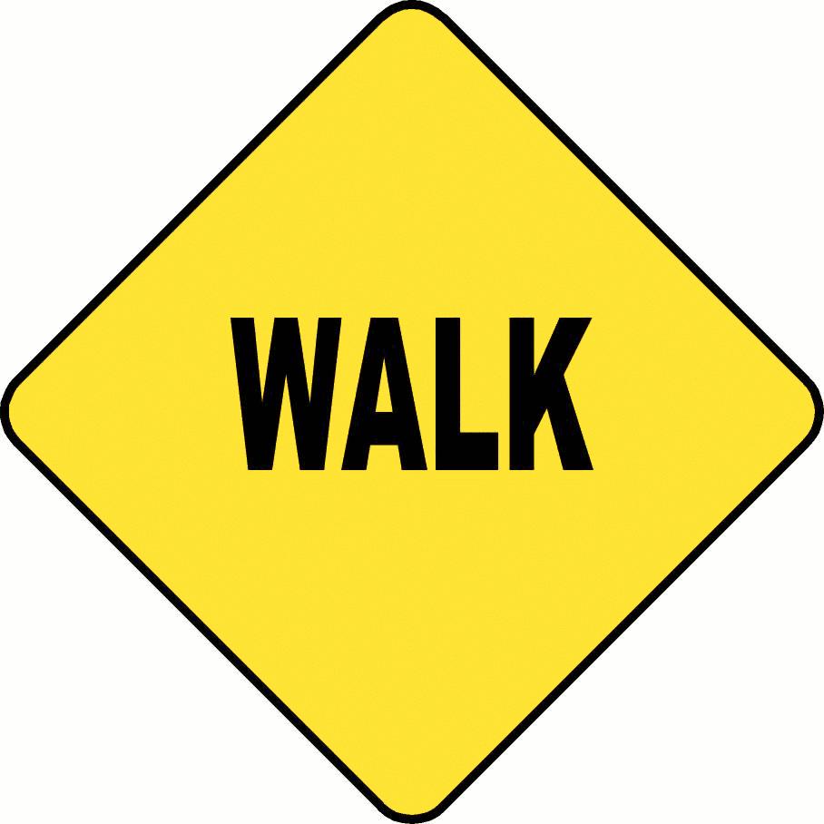 Walking feet clip art 11