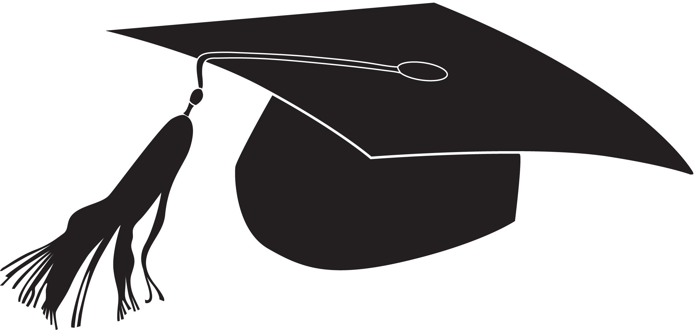 9 graduation clipart fans