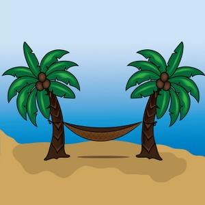 Beach island clipart clipartfest