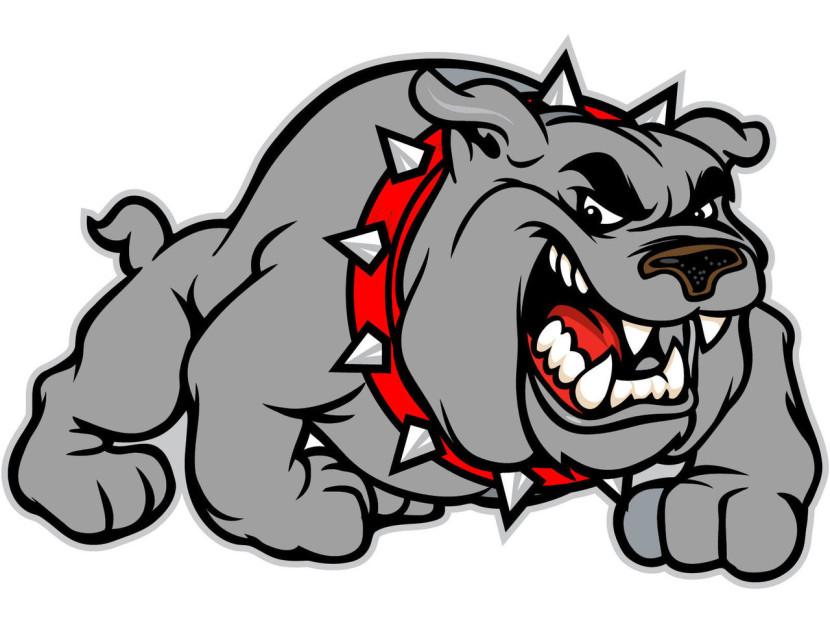 Bulldog clipart 2