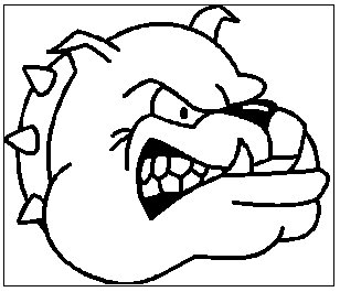 Bulldog clipart free images 10