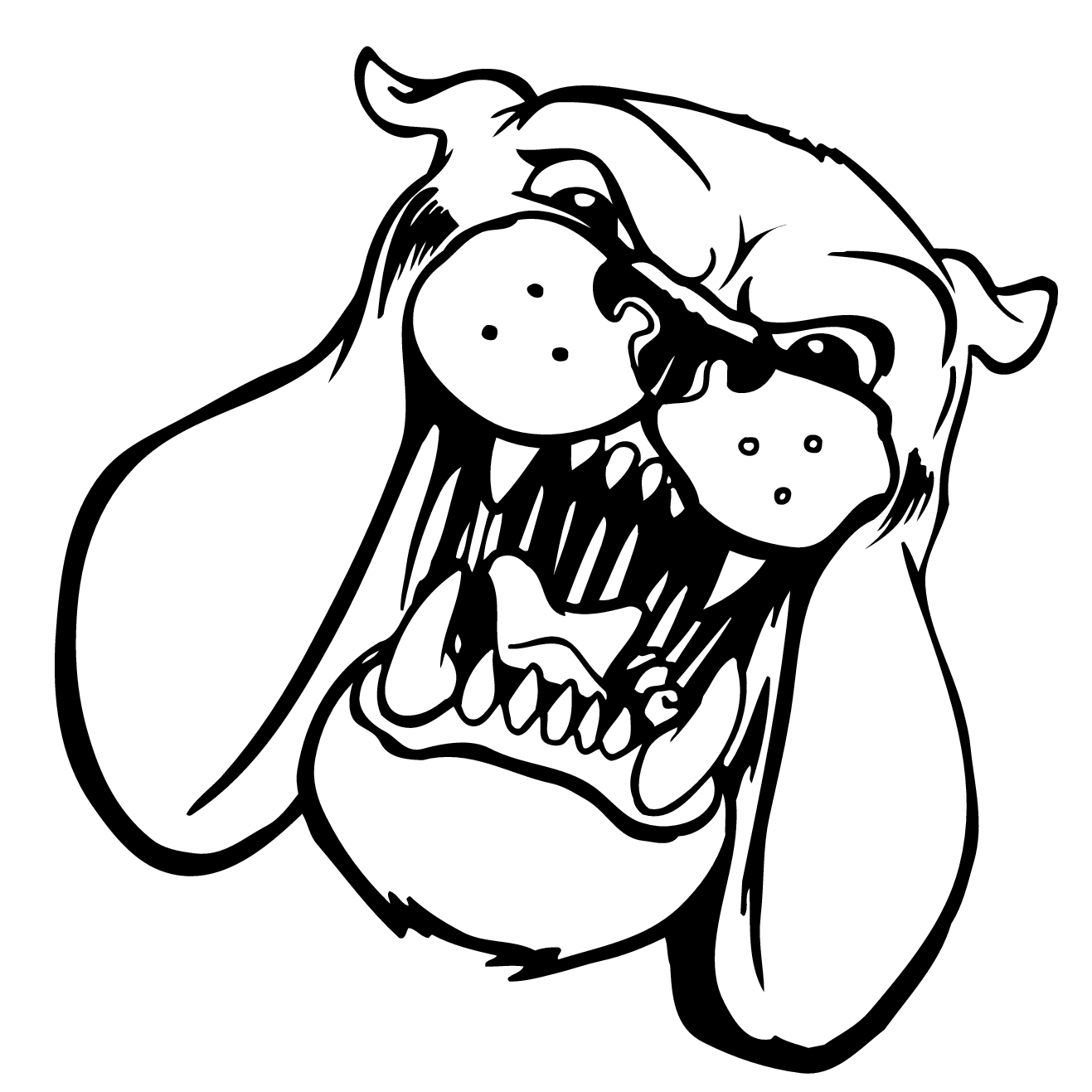 Bulldog clipart free images 11