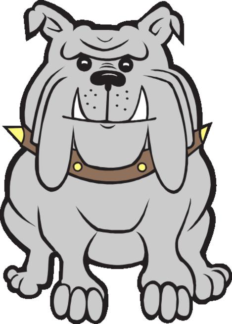 Bulldog clipart free images 6