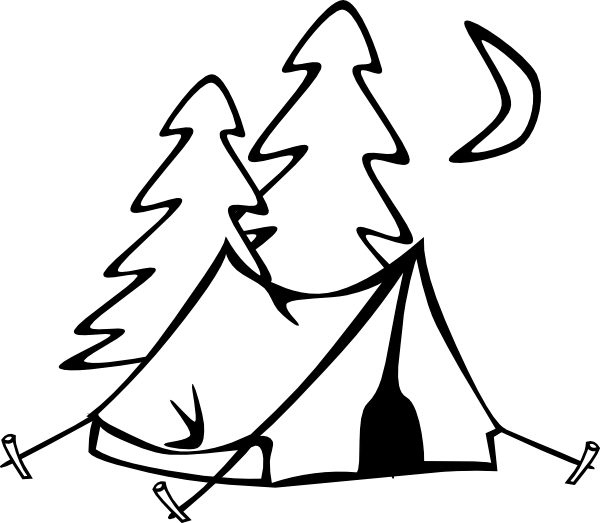 Camping clip art clipart clipartbold 2