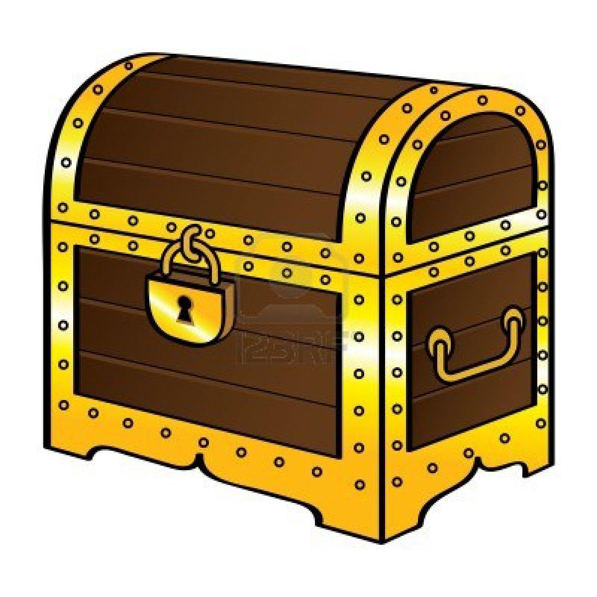 Cartoon treasure chest clipart clipartfest 2