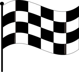 Castle flag clipart