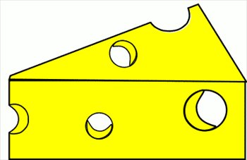 Cheese clip art free clipart images 2