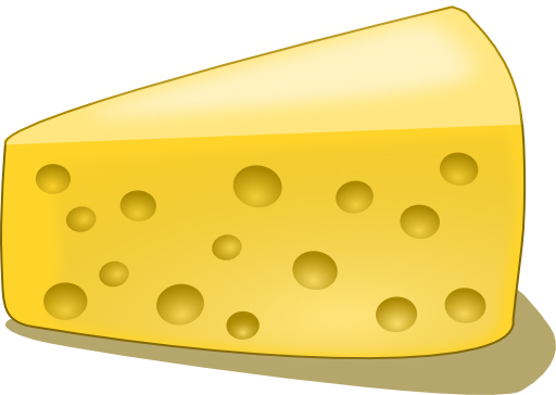 Cheese clip art free clipart images 3