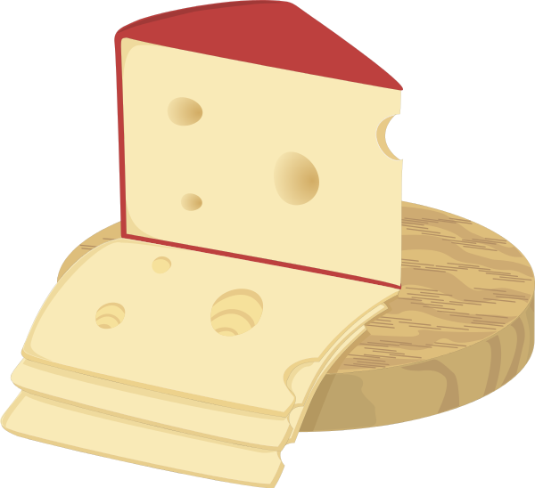 Cheese clip art free clipart images 4 3