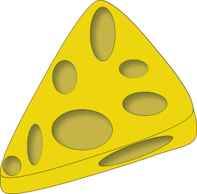 Cheese clipart 7 image