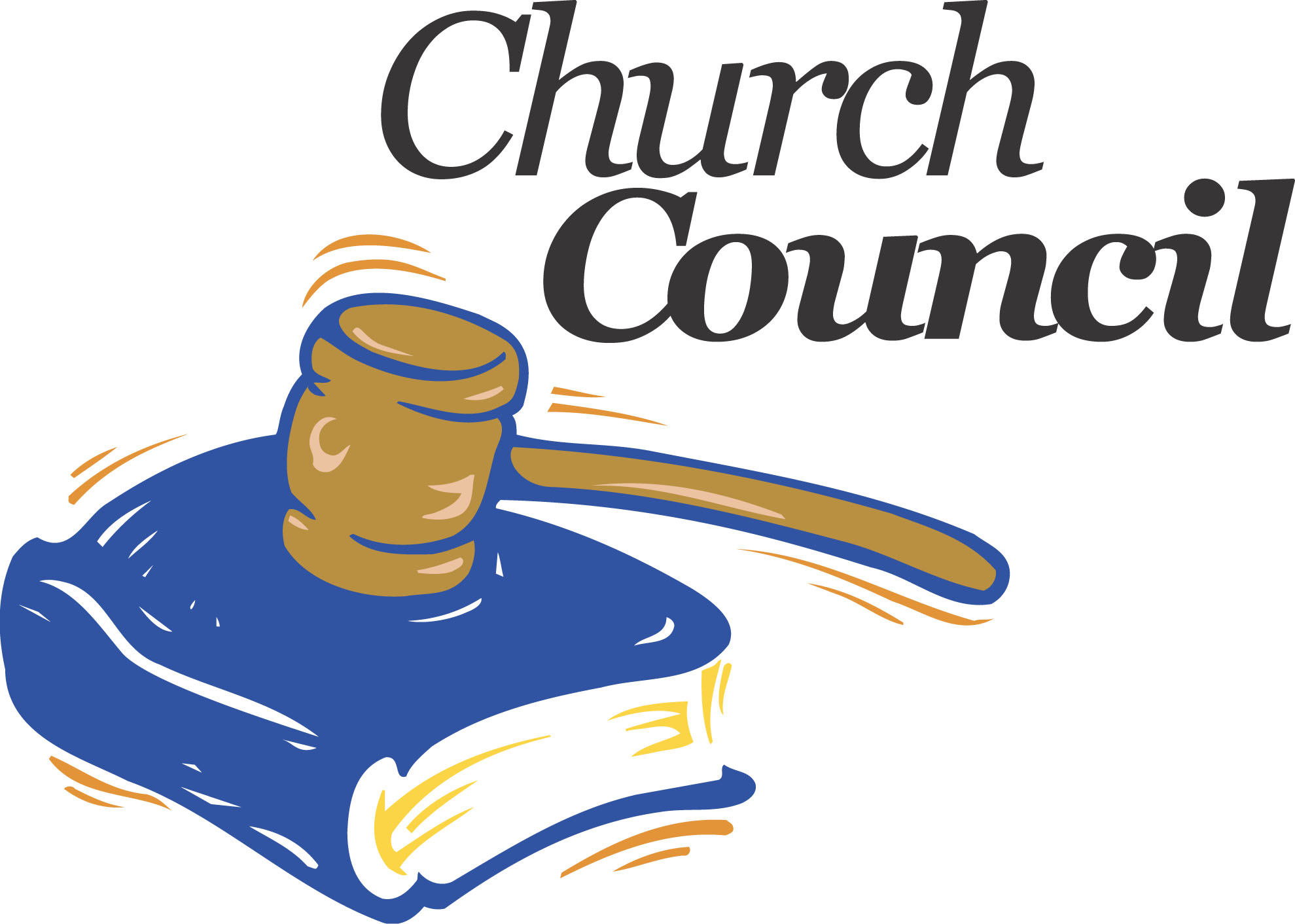 Church council meeting clipart
