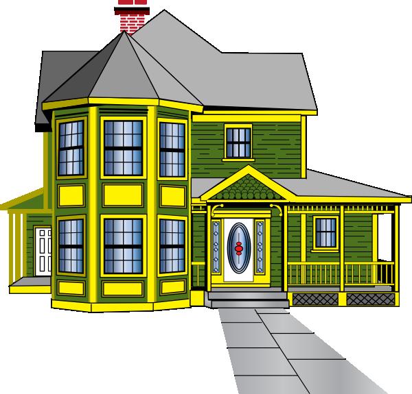 Clip art dream home clipart 2